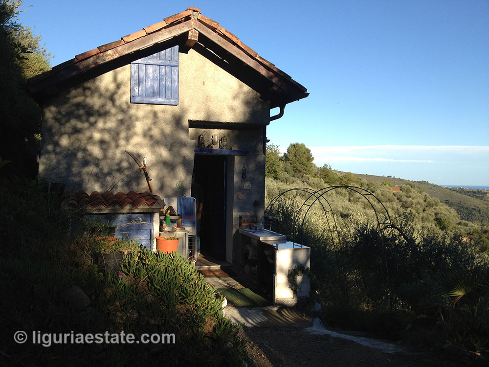 Cottage for sale 35 m²
