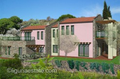 villa for sale 200 m² liguria imp-41996 21
